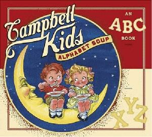 Campbell Kids Book Cover