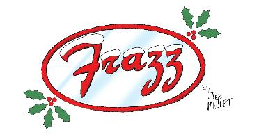 Frazz 2010 NEA Holiday Special