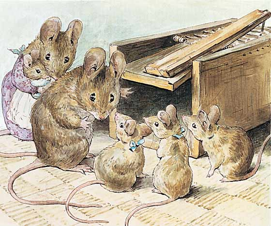 Beatrix Potter's Delightful Work