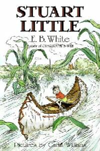 """Stuart Little"" Illustrated by Garth Williams"