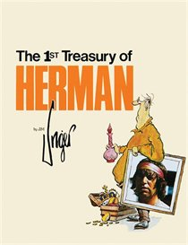"Jim Unger's ""1st Treasury of Herman,"" 1979"